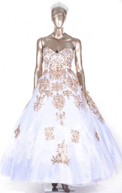 Vestidos Debutantes - cod: 102