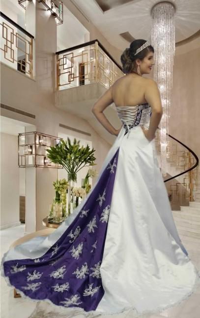 Noiva Evasê - cod: 300a