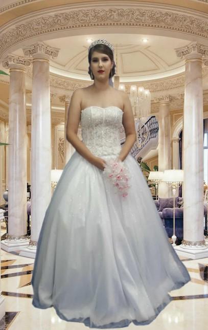 Noiva Princesa - cod: 400