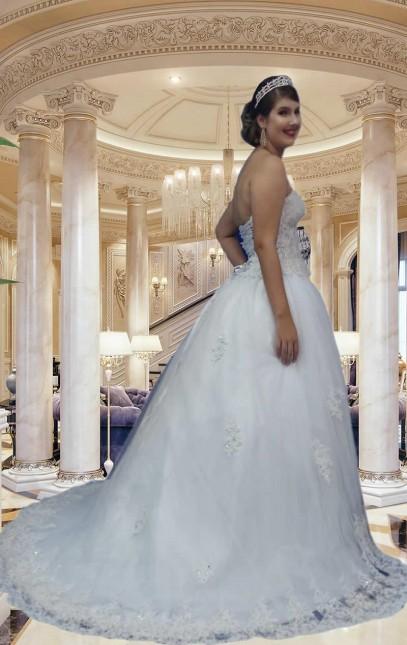 Noiva Princesa - cod: 401a