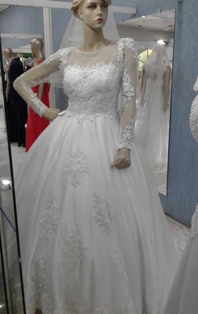 Noiva Plus Size Princesa - cod: 809