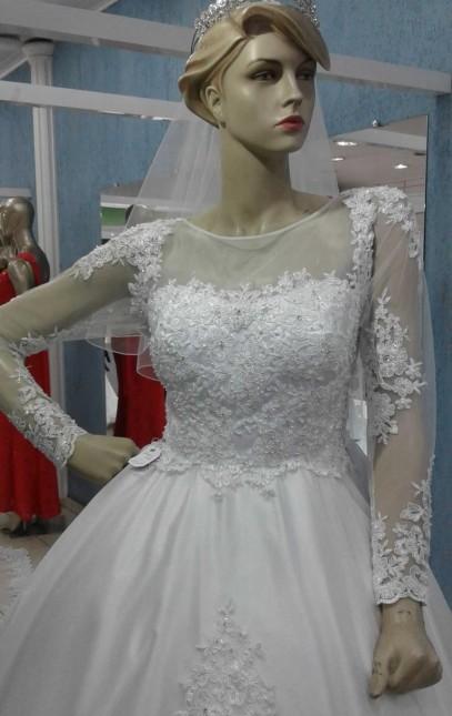 Noiva Plus Size Princesa - cod: 809a