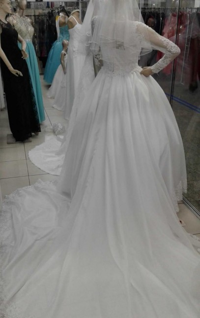 Noiva Plus Size Princesa - cod: 809c