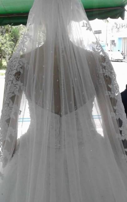 Noiva Plus Size Princesa - cod: 810g