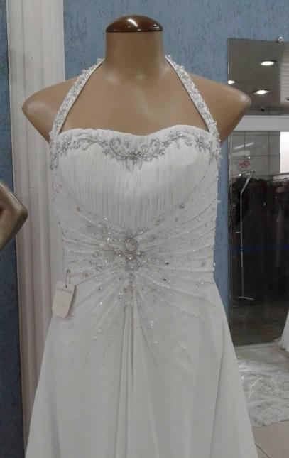 Vestido Noiva Civil - cod: 201a