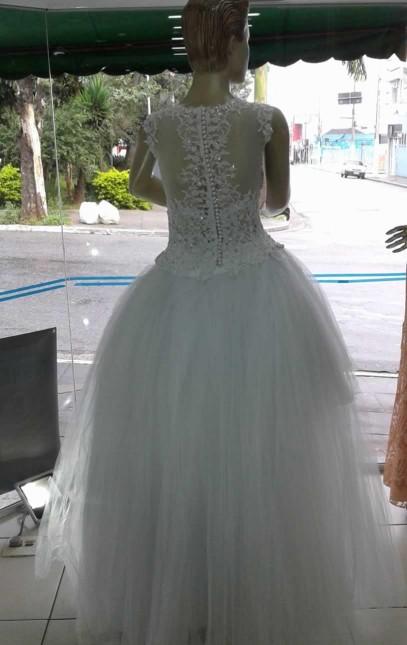 Noiva Princesa cod: 408b