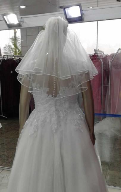 Noiva Plus Size Princesa - cod: 811b