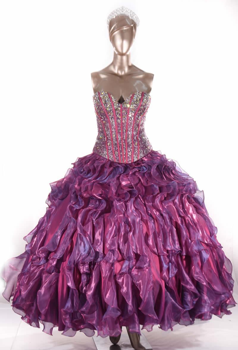 Vestidos Debutantes - cod: 104