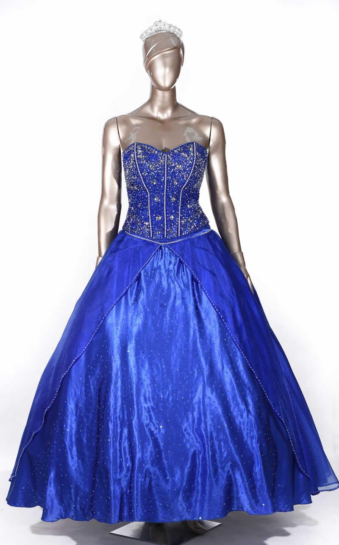 Vestidos Debutantes - cod: 118