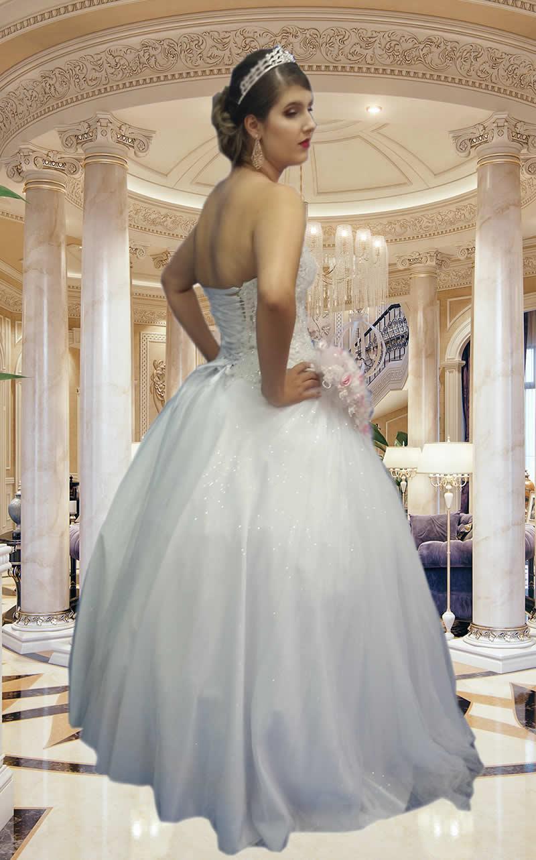Noiva Princesa - cod: 400a