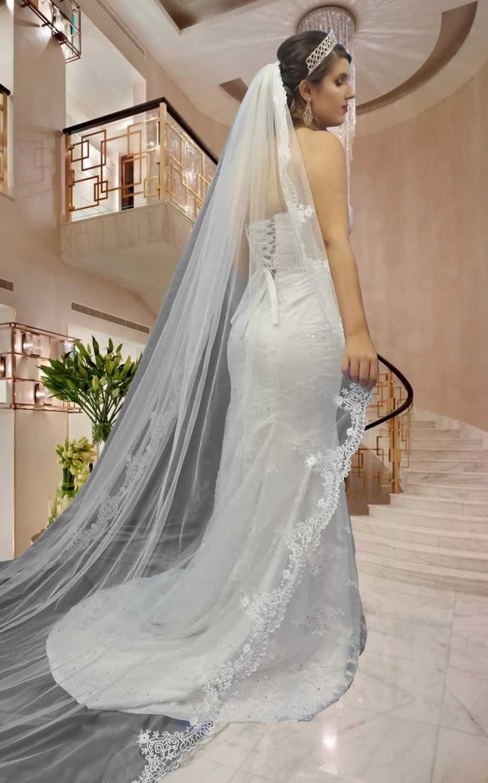 Noiva Sereia - cod: 500a