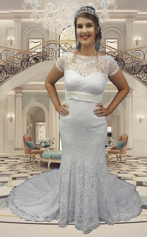 Noiva Sereia - cod: 501