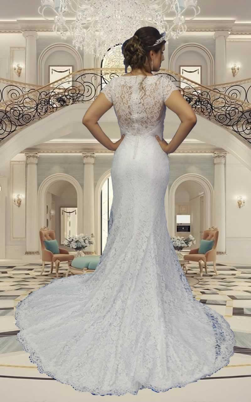 Noiva Sereia - cod: 501a