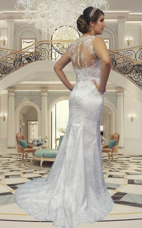 Noiva Sereia - cod: 502a