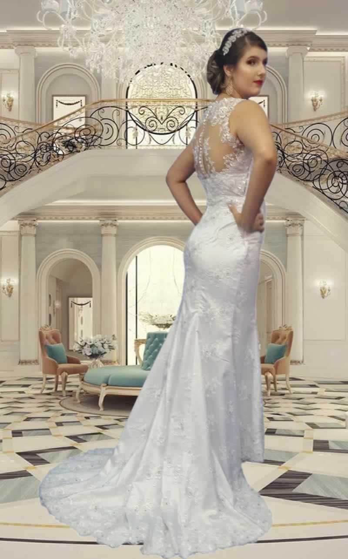 Noiva Sereia - cod: 502b