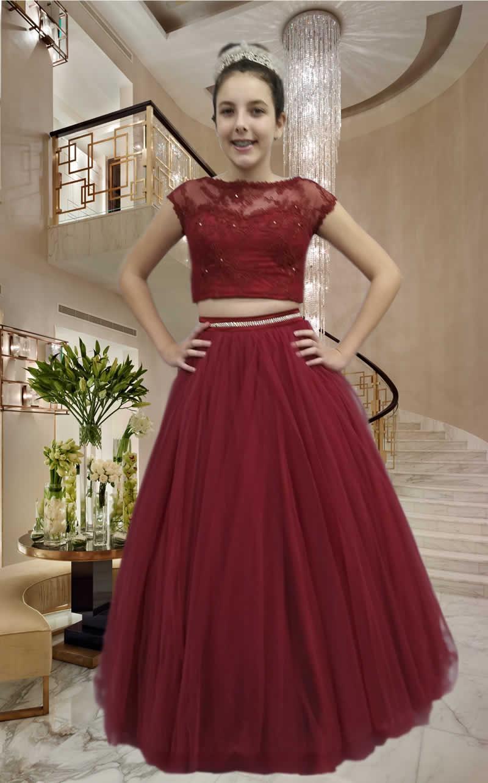 Vestidos Debutantes - cod: 121
