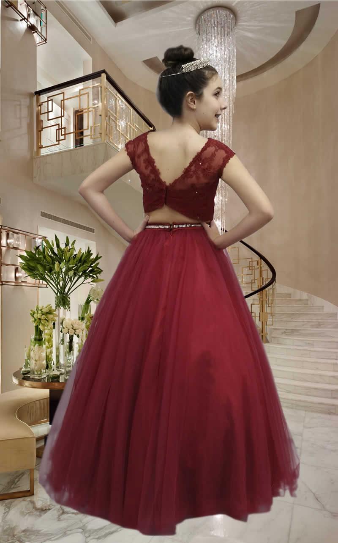 Vestidos Debutantes - cod: 121a