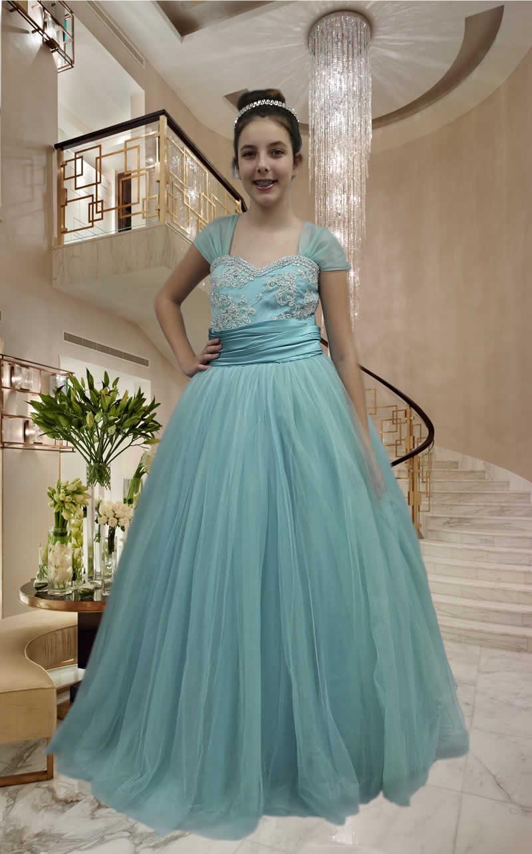 Vestidos Debutantes - cod: 122