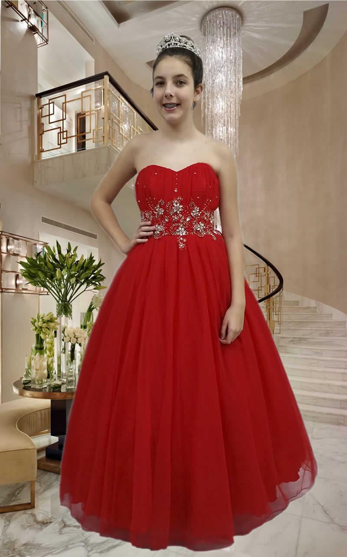 Vestidos Debutantes - cod: 123