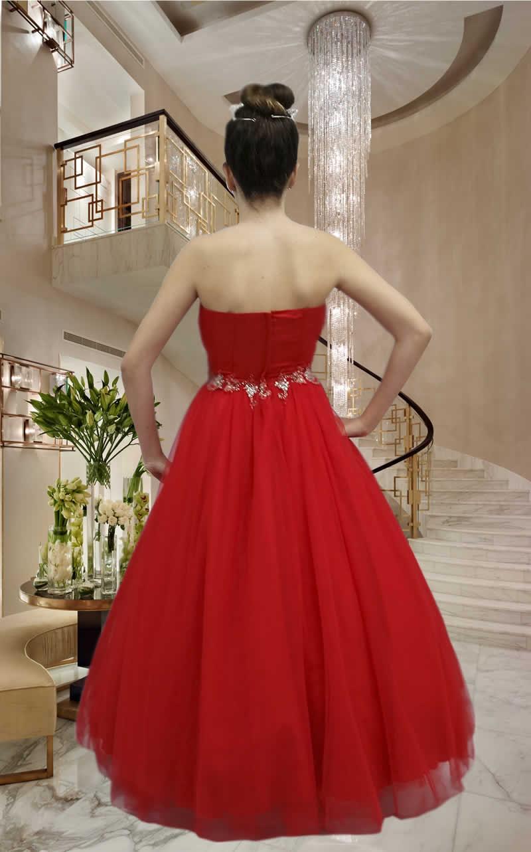Vestidos Debutantes - cod: 123a