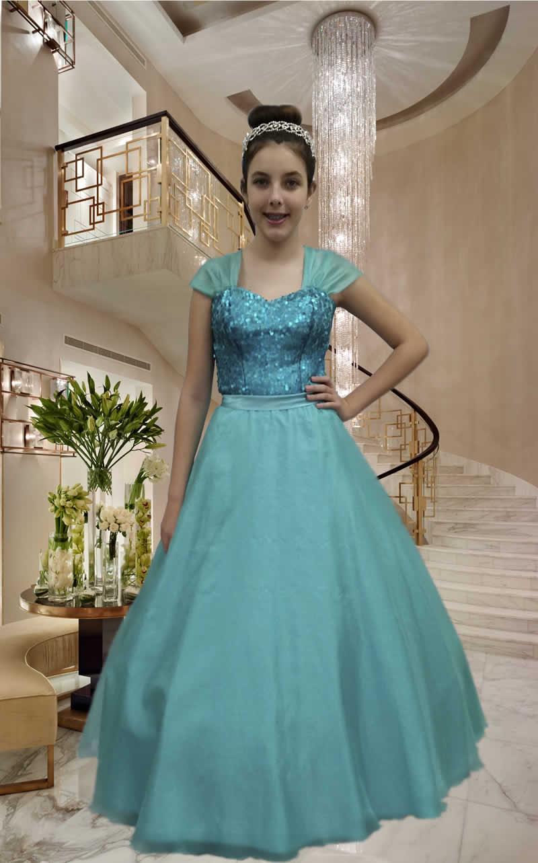 Vestidos Debutantes - cod: 125