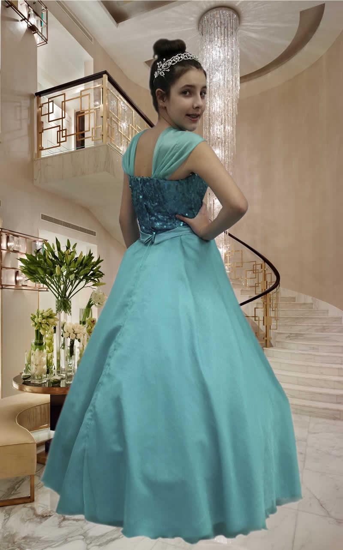 Vestidos Debutantes - cod: 125a