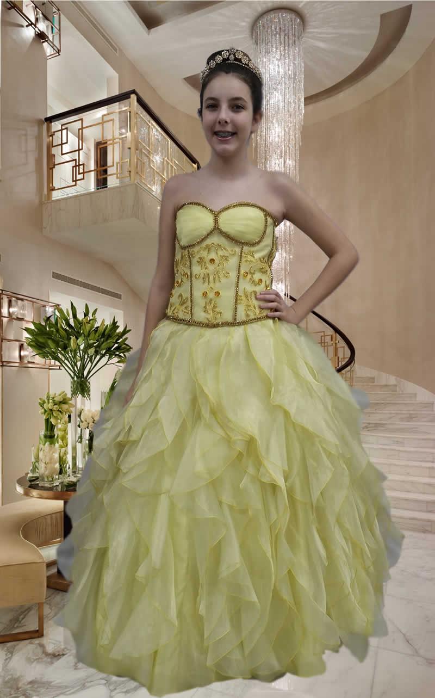 Vestidos Debutantes - cod: 126