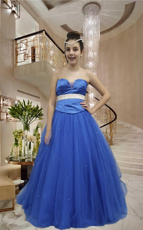 Vestidos Debutantes - cod: 128