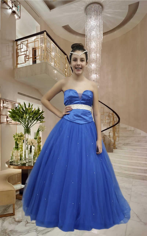 Vestidos Debutantes - cod: 128a