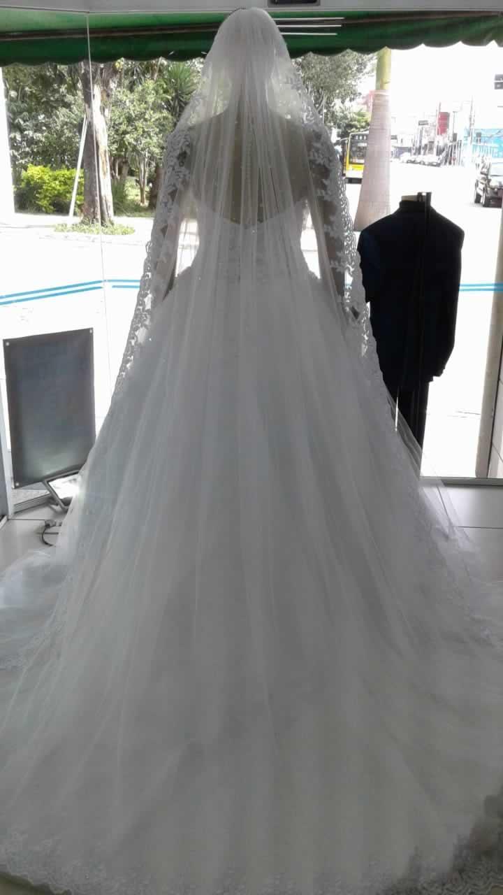 Noiva Plus Size Princesa - cod: 810e