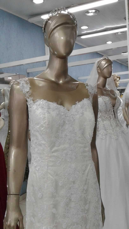 Noiva Evasê cod-302b