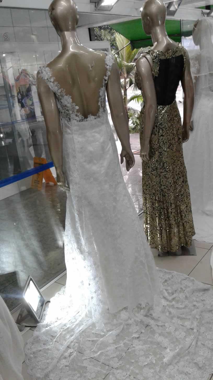 Noiva Evasê cod-302d