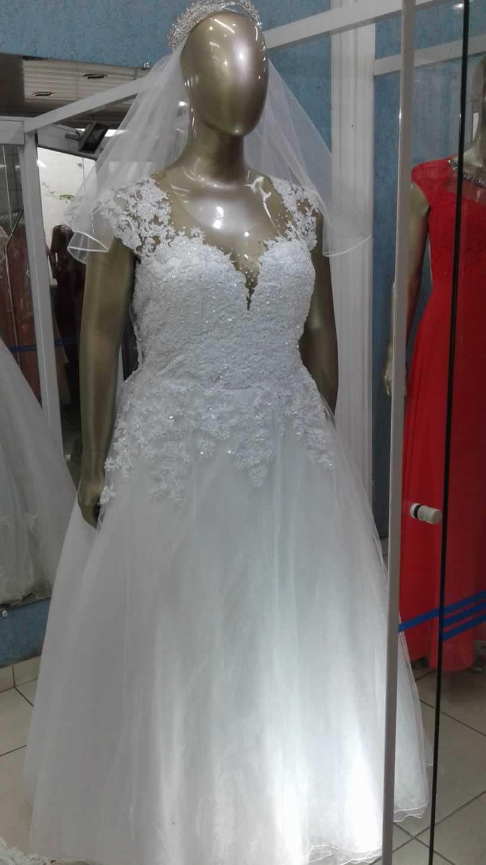 Noiva Plus Size Princesa - cod: 811